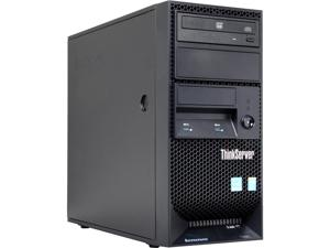 Máy chủ Lenovo X3100 M5  (Tower) 5457B3A (x3100 M5, Xeon 4C E3-1220v3 80W 3.1GHz/1600MHz/8MB, 1x4GB, O/Bay SS 3.5in SATA, SR C100, DVD-ROM, 350W p/s, Tower)