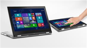 Dell Inspiron T5368C màn hình lật P69G001-TI34500W10(i3-6100,4G,500,w10,13