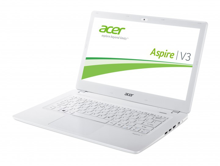 Notebook Acer V3-371-37FV NX.MPFSV.014 Intel Core i3 5005 (2.2GHz) - RAM 4Gb - HD 500GB+8GBSSD - No DVD-RW - 13.3 inch - Linux