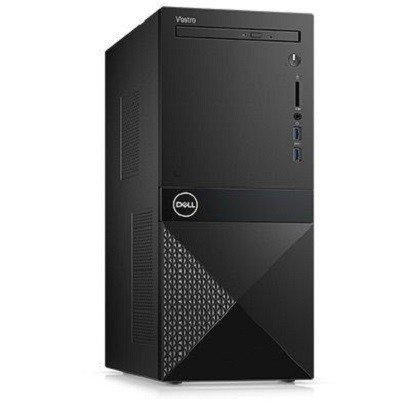 Máy tính để bàn Dell Vostro 3670 MTI79016-8G-1T-2G i7 - 8700 ( up to 4.6Ghz ) - 8G - 1TB - VGA 2G (GTX 1050) - Ubuntu
