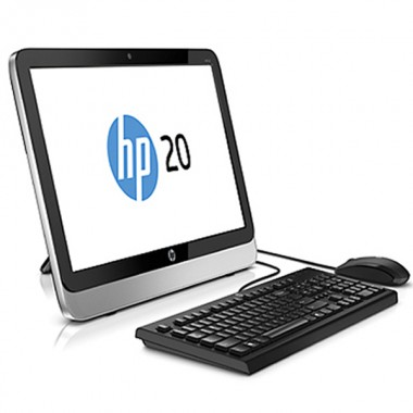 Máy tính để bàn HP AIO  20- R110D N4S86AA (i3-4170T, Ram 4G, HDD 1TB, Win 10 Home)