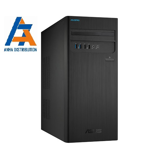 (PC) ASUS S340MC i5-8400/4GD4/1T7/DVD-RW/WLac/BT4.1/KB/M/200W/ĐEN/W10SL