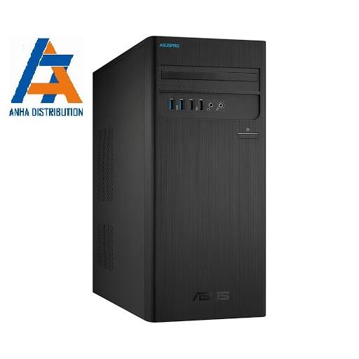 (PC) ASUS S340MC i7-8700/8GD4/256GSSD/1T7/DVDRW/WLac/BT4.1/H310/KB/M/350W/ĐEN/W10SL