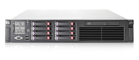 Server HP ProLiant DL380 G7 CTO X5650 1P 6GB-R P410i/256 8 SFF 460W PS