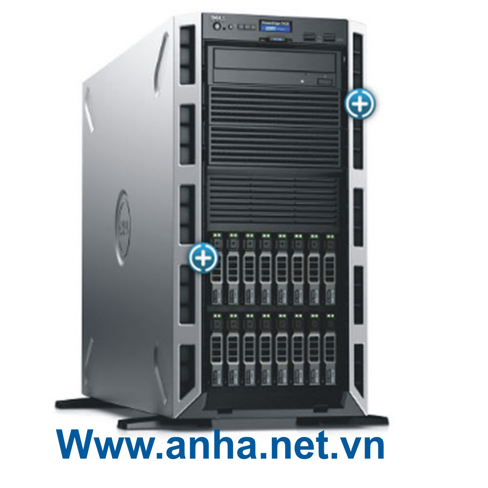 Máy chủ DELL PowerEdge T430 E5-2609v3 6C 1.9Ghz 15MB cache