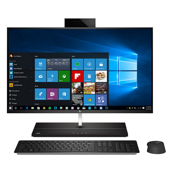 "HP EliteOne 1000 G1 2YD86PA (Core i7-7700(3.60 GHz,8MB),8GB RAM DDR4,1TB HDD,16GB SSD Optance,23.8"",Webcam,Wlan ac +BT,WL Keyboard & Mouse,Fingerprint,Win 10 Pro 64,3Y)"
