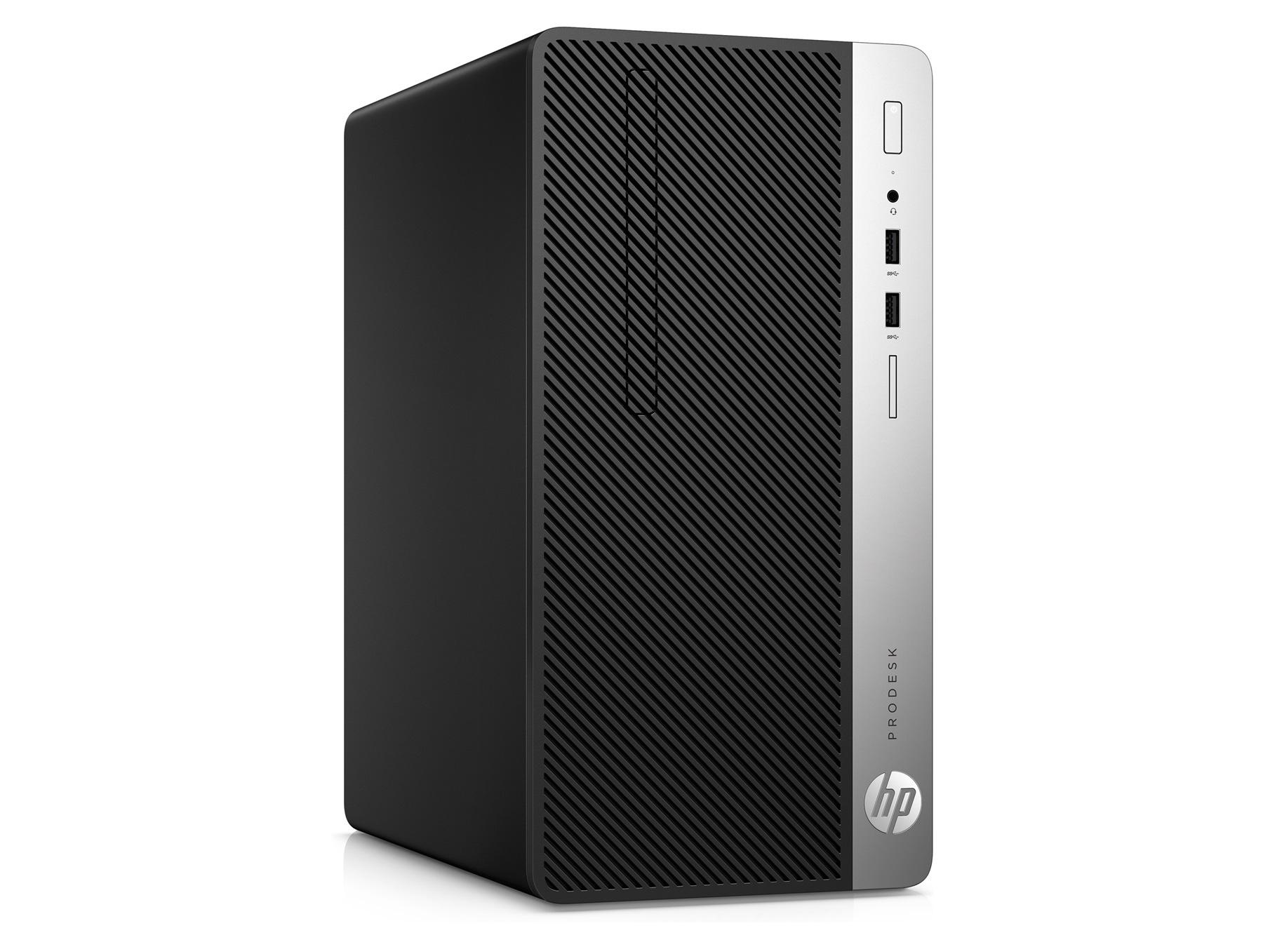 HP ProDesk 400MT G4 1HT52PA ( Máy tính HP ProDesk 400 G4 MT G4560(2*3.5)/4GD4/500G7/DVDRW/KB/M/ĐEN/DOS)