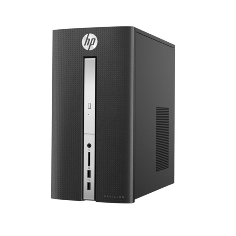 Máy tính để bàn HP Pavilion 570-p020 Z8H78AA (Intel Core i5-7400(3GHz up to 3.5 GHz,6MB), 8GB DDR4, 1TB SATA 7200rpm, nVidia GT 730 FH 4GB, DVDRW, VGA, HDMI, WLAN 802.11 bgn )