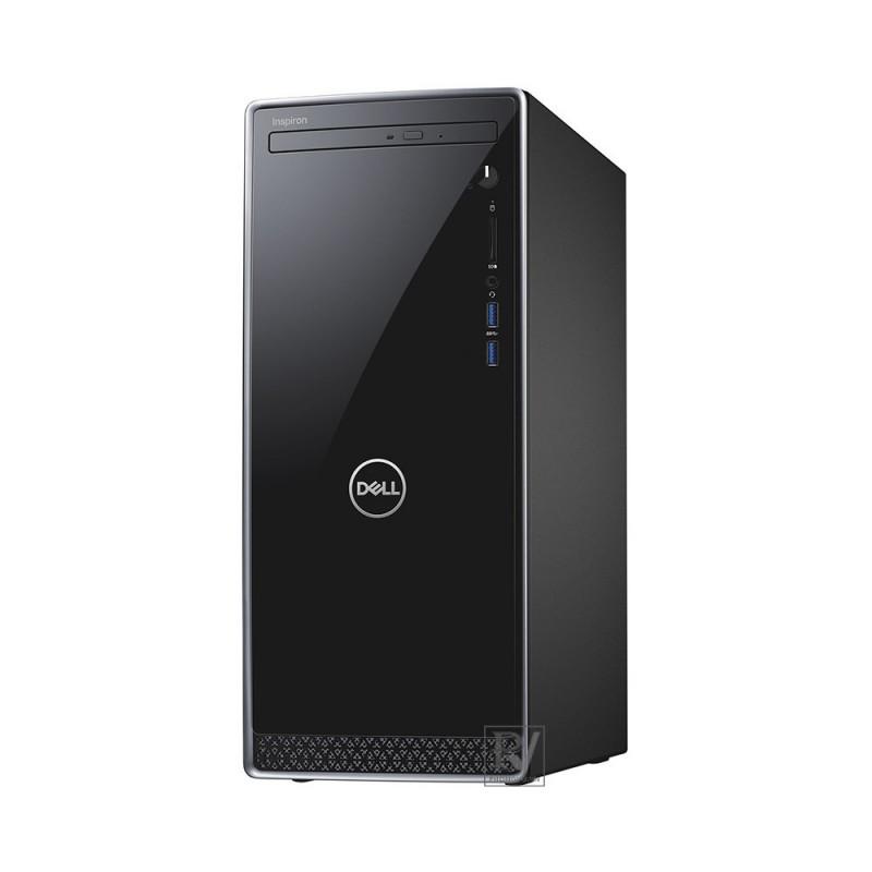 Máy tính để bàn DELL Inspiron 3670 MTI39207-8G-1T, Core I3 -9100 ( 4.2 Ghz )  - 8G - 1Tb  - Ubuntu