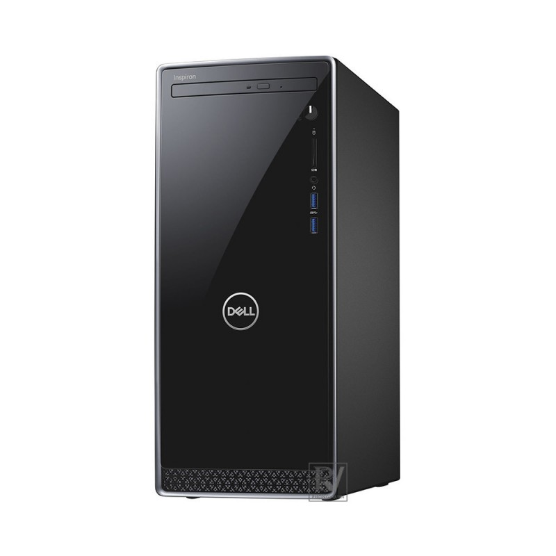 Máy tính để bàn Dell Inspiron 3670,Intel Core i5-9400 ( 2.90 GHz,9 MB),8GB RAM,1TB HDD,DVDRW,2GB NVIDIA GeForce GTX 1050,WL+BT,Keyboard & Mouse,McAfee eCard,Ubuntu,1Yr_  70189211