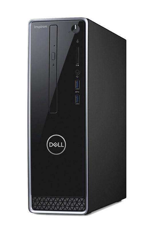 Máy tính để bàn DELL Inspiron 3470 STI59315W-8G-1T, core i5 - 9400 ( up to 4.1 Ghz ) - 8G - 1TB - DVDRW - Win10