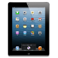 iPad 4 64GB White/Black(4G+WIFI)