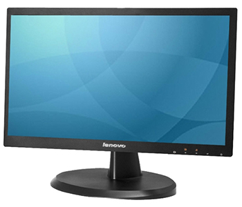 Lenovo LI1931e Wide 18.5-inch LED Backlit LCD Monitor (18201331)