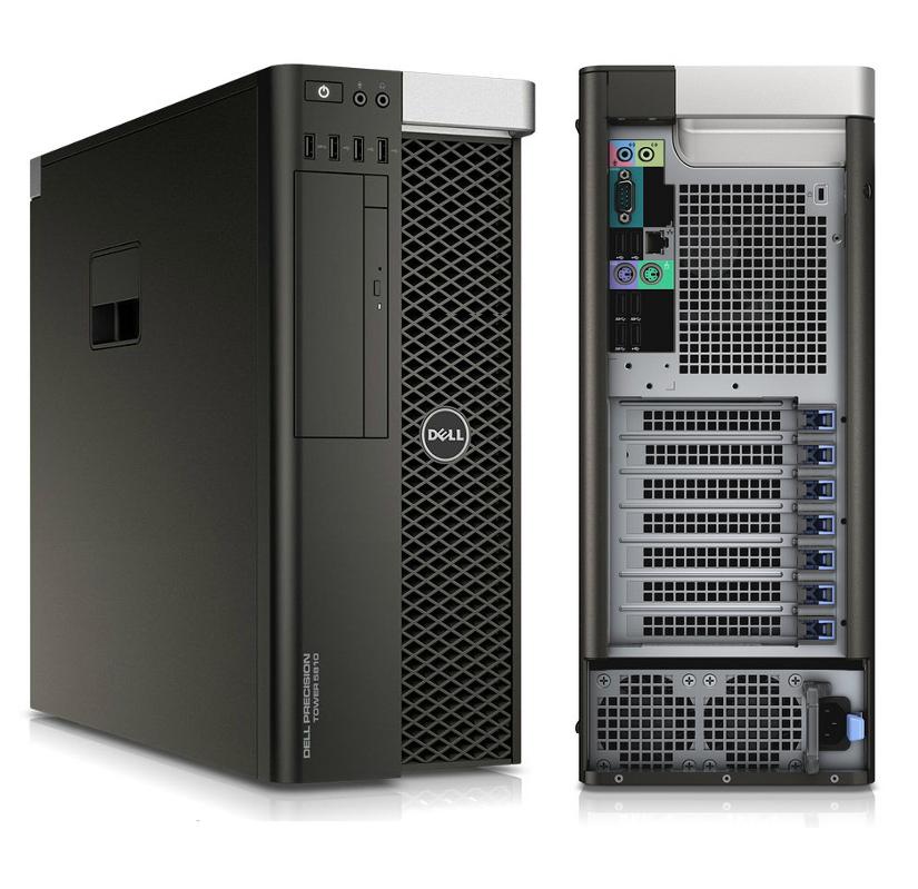 Máy tính để bàn Dell Precision  T5810 - E5 1620