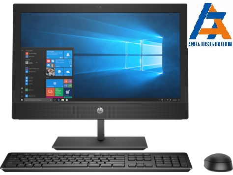 "HP ProOne 400 G5 Touch AIO 8GB61PA, Core i3-9100T(3.10 GHz,6MB),4GB RAM DDR4,1TB HDD,DVDRW,Intel UHD Graphics,23.8""FHD,Webcam,Wlan ac +BT,USB K & M,Win 10 Home 64,1Y WTY"