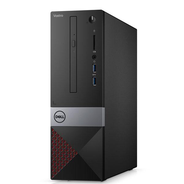 Máy tính để bàn Dell Vostro 3470 70194508,Intel Core i5-9400 (2.90 GHz,9 MB),4GB RAM,1TB HDD,DVDRW,WL+BT,Keyboard & Mouse,Win 10 Home,McAfee MDS,1Yr