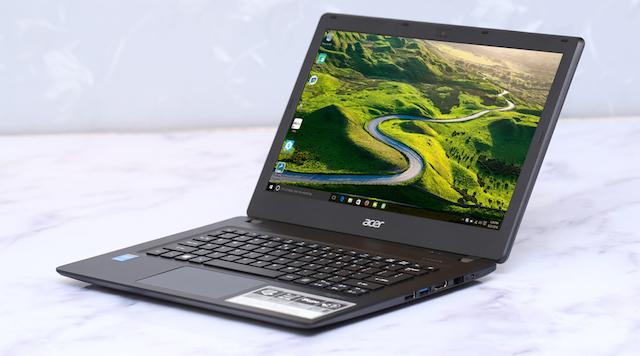 Acer V3-371-32CC NX.MPGSV.019 Intel Core i3 5005(2.2GHz) - RAM 4G - HD 500GB+8GBSSD -  No DVD-RW - 13.3 inch - Win 10