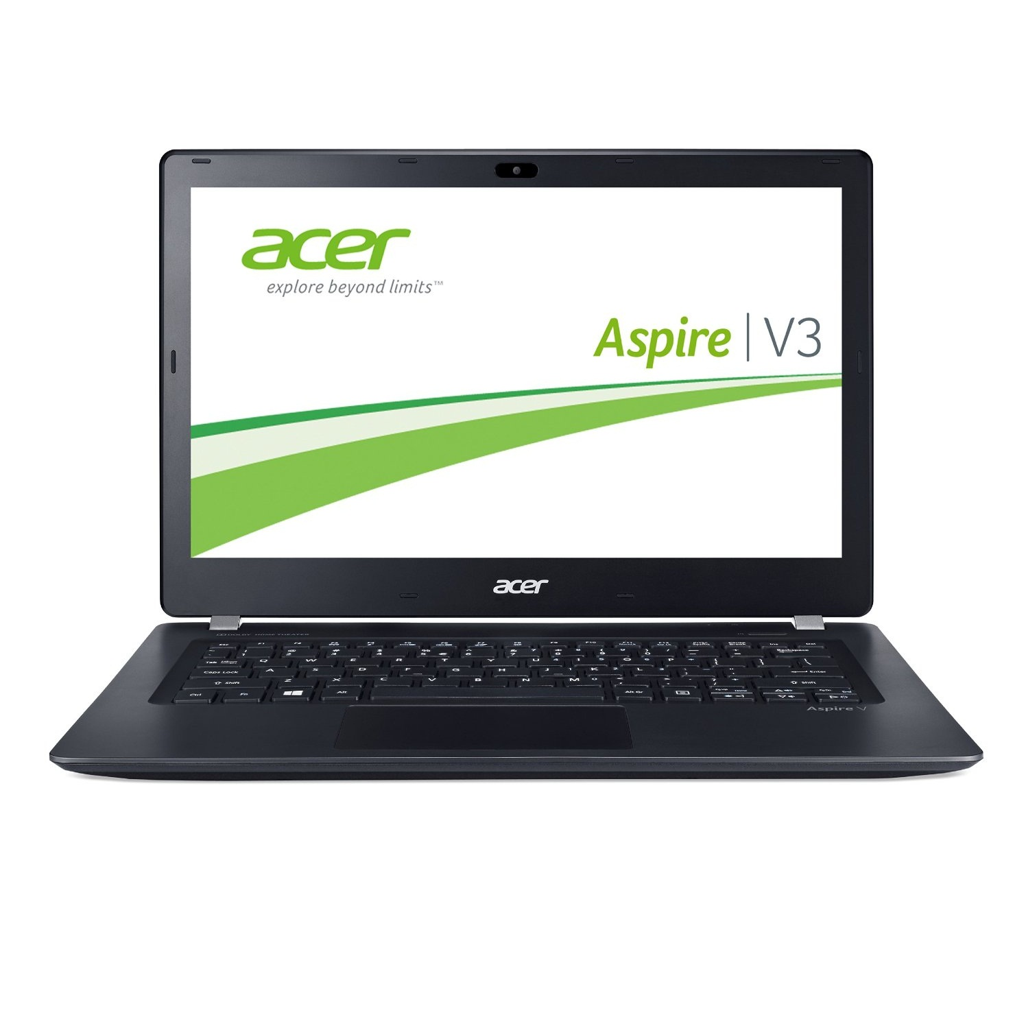 "Notebook Acer V3-371-33QP NX.MPGSV.018 Intel Core i3 5005 (2.2GHz) - RAM 4Gb - HDD 500GB+8GBSSD -  No DVD-RW - 13.3"""" inch - Linux"
