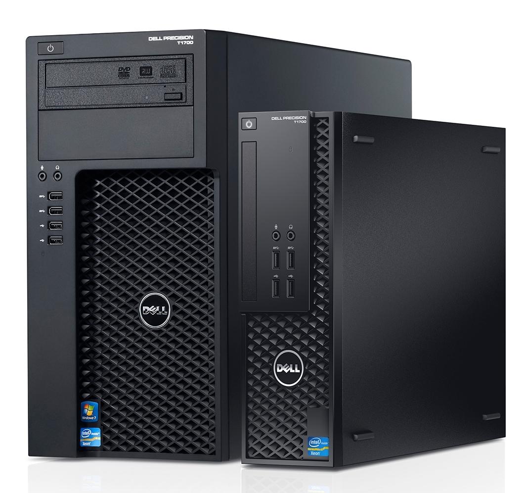 Máy tính để bàn Dell Precision Tower 3620 XCTO BASE - E3 1220v5 42PT36D004 (Mini Tower) (Intel (R) Xeon(R) E3-1220v5, ram 8G(2x4)DDR4 2400Mhz, DVDR, AMD 2G, K/m, ubuntu, waranty 3y)