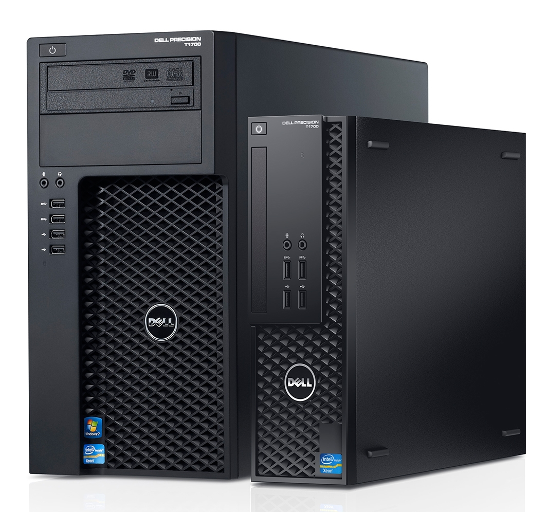 Máy tính để bàn Dell Precision Tower 3620 XCTO BASE - E3 1270v6 42PT36D013 (Mini Tower) intel xeon E3-1270v6, ram 16G (2x8) 2400Mhz DDR4 ECC, 2TB, Quadro P2000 5GB, DVDR, K/m, ubuntu, waranty 3y