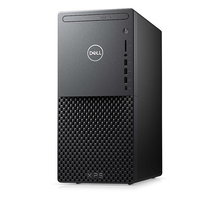 Máy tính để bàn Dell XPS 8940, Intel Core i7-10700(2.90 GHz,16 MB),8GB RAM,512GB SSD,1TB HDD,DVDRW,6GB NVIDIA GeForce GTX 1660 Ti,WL+BT,Mouse,Keyboard,McAfeeLS,Win 10 Home,1Yr,(D28M003)