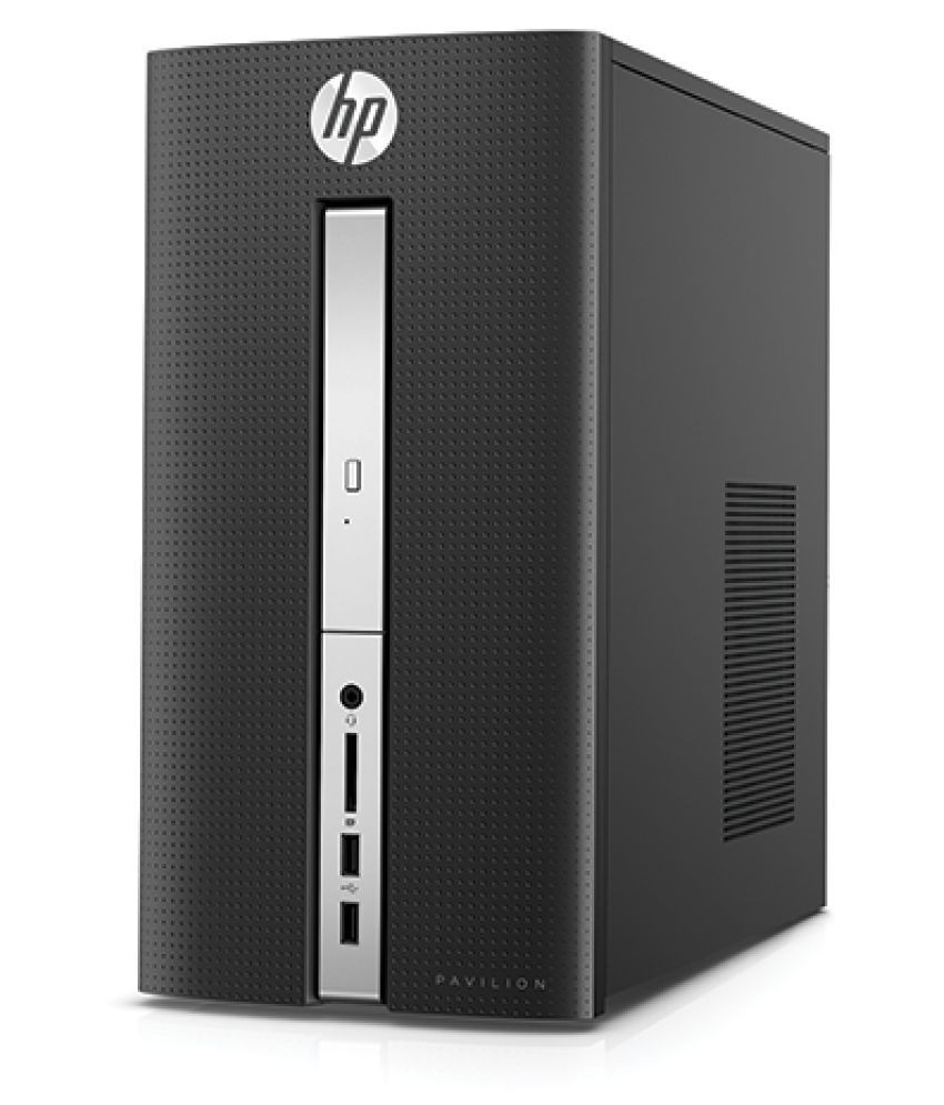 HP Pavilion 570-p080d 3JT86AA (Pentium G4560(3.50GHz,3MB),4GB RAM DDR4,500GB HDD,DVDRW,Intel HD Graphics,Wlan bgn+BT,USB Mouse & Keyboard,Win 10 Home 64,1Y . Cổng VGA, HDMI)
