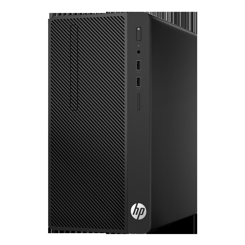 Máy tính để bàn HP 280 G4 Microtower, Core i5-9400(2.40 GHz,9MB),4GB RAM DDR4,1TB HDD,DVDRW, Intel UHD Graphics,Keyboard, USB Mouse,FreeDos,1Y WTY_7AH83PA