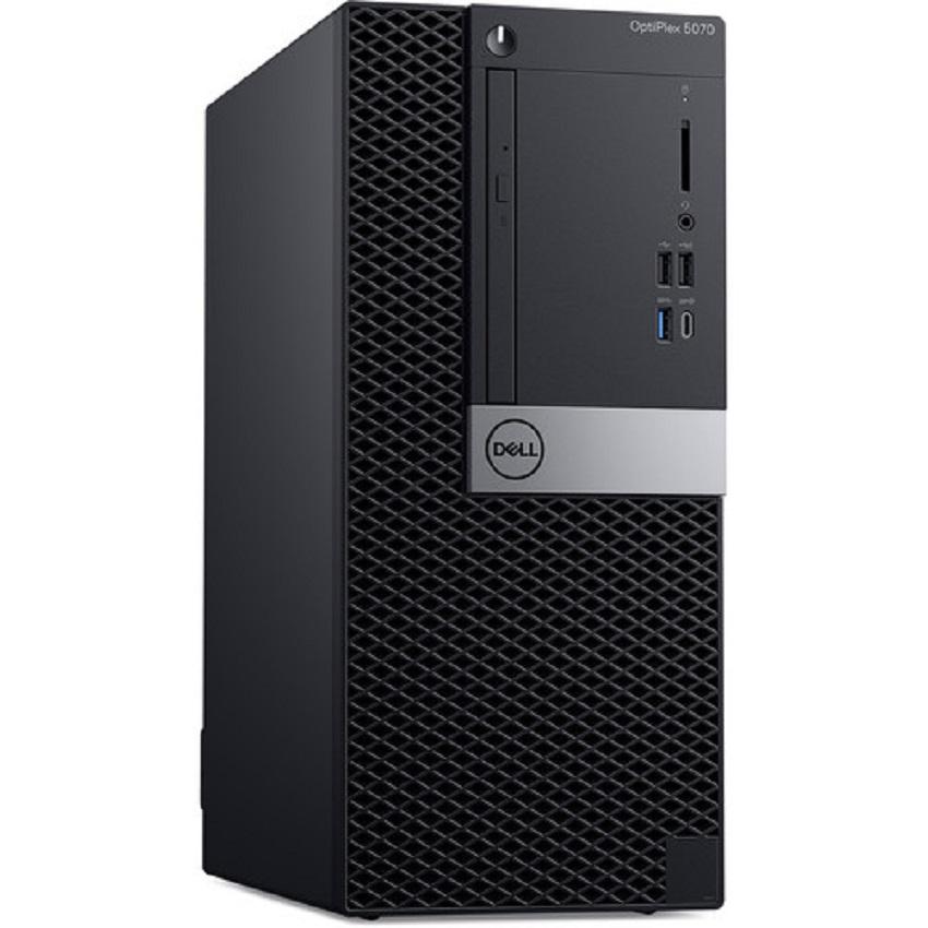 PC Dell OptiPlex 5070 Tower 70209661 ,Intel Core i5-9500 (3.00 GHz,9 MB),8GB RAM,1TB HDD,DVDRW,HDMI Port,Keyboard,Mouse,Ubuntu,3Yr